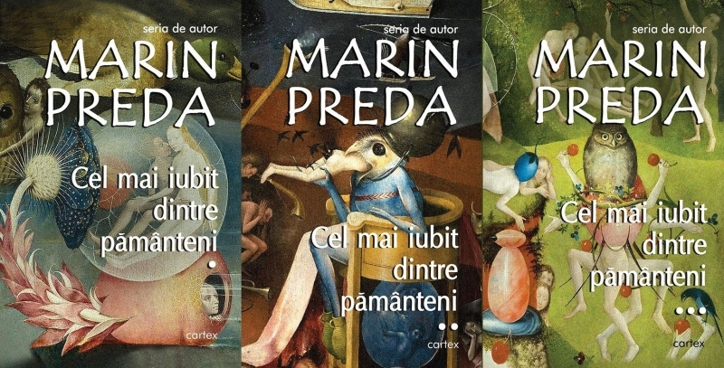 Cel mai iubit dintre pamanteni (3 volume)