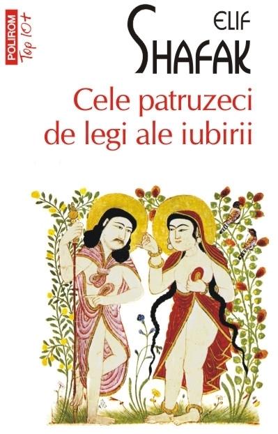 Cele patruzeci de legi ale iubirii (editie de buzunar)