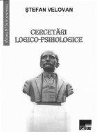 Cercetari logico psihologice