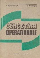 Cercetari operationale
