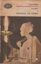 Cheri. Sfarsitul lui Cheri - roman
