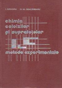 Chimia coloizilor si suprafetelor - Metode experimentale