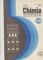 Chimia - Manual pentru clasa a VIII-a