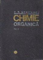 Chimie Organica, Volumul I (Editie1974)