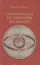 Chronologie de l histoire du monde