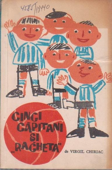 Cinci capitani si Racheta
