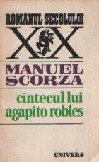 Cintecul lui Agapito Robles Cintul