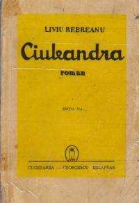 Ciuleandra, Editia a V-a (Editura Cugetarea - Georgescu Delafras)
