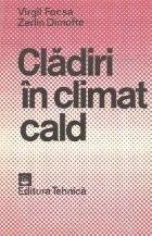 Cladiri in climat cald