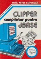 Clipper, compilator pentru dBASE
