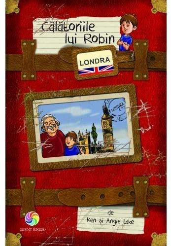 Călătoriile lui Robin - Londra