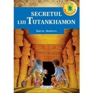 Clubul detectivilor: Secretul lui Tutankhamon