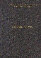Codul Civil (Editie 1981)
