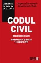Codul civil Republicat iulie 2011
