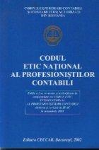 Codul etic national al profesionistilor contabili, Editia a II-a