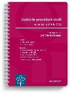 Codul de procedura civila (actualizat la 21 iulie 2021)