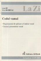 Codul vamal Actualizat 2004