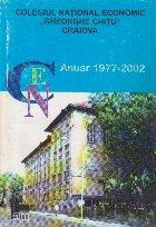 Colegiul National Economic Gheorghe Chitu Craiova Anuar 1977-2002