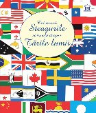 Coloreaza steagurile si invata despre tarile lumii