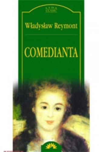 Comedianta