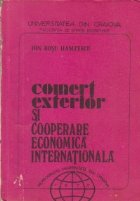 Comert exterior si cooperare economica internationala