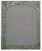 Comorile Muzeelor Europene. Enciclopedia ilustrata de arta (coperta ceramica)