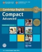 Compact Advanced Student's Book Pack (Student's Book with Answer and CD)
