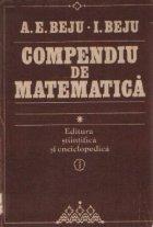 Compendiu matematica Volumul Algebra geometrie