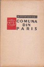 Comuna din Paris - pagini de istorie universala (editia a II-a)