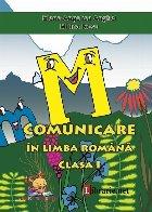 Comunicare limba romana Caiet scriere