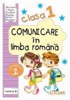 Comunicare limba romana Clasa Semestrul