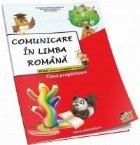 Comunicare limba romana clasa pregatitoare