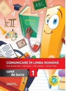 Comunicare in limba romana, caiet de lucru pentru clasa I