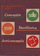 Conceptia. Sterilitatea. Anticonceptia