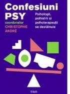 Confesiuni PSY Psihologii psihiatrii psihoterapeutii