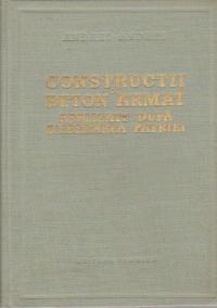 Constructii de beton armat realizate dupa eliberarea patriei