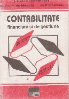 Contabilitate financiara si de gestiune
