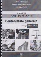 Contabilitate generala Caiet aplicatii pentru