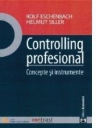Controlling profesional. Concepte si instrumente