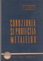Coroziunea si protectia metalelor