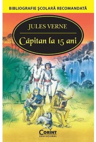 Căpitan la 15 ani