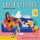 Crazy Cat Lady Mini Wall Calendar 2020