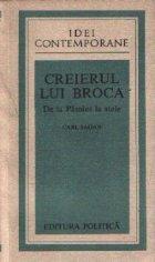 Creierul lui Broca - De la Pamint la stele
