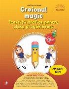 Creionul magic. Exercitii grafice pentru clasa pregatitoare