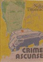 Crime ascunse (roman)