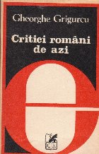 Critici romani de azi