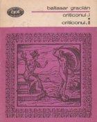 Criticonul I (continuare), Criticonul II