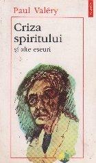 Criza Spiritului alte eseuri