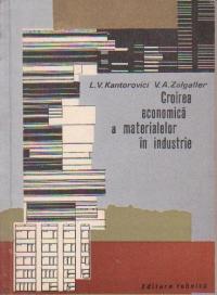Croirea economica a materialelor in industrie