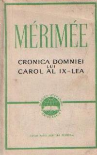 Cronica Domniei lui Carol al IX-lea